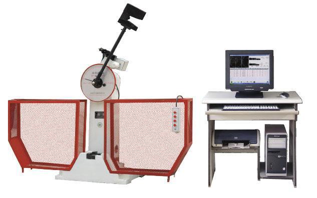 微机控制式摆锤冲击试验机